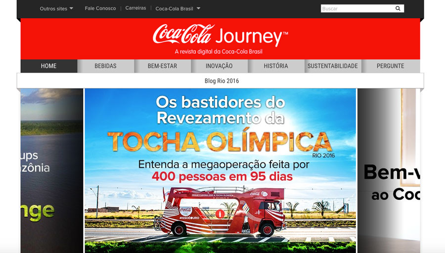 Localised-Website---Coca-Cola-Brazil