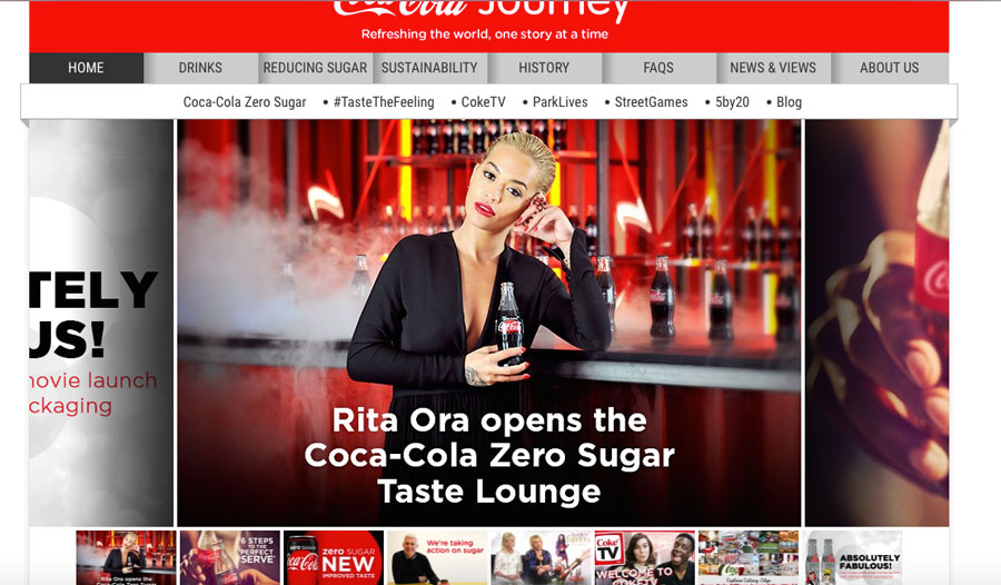 Localised-Websites---Coca-Cola-UK
