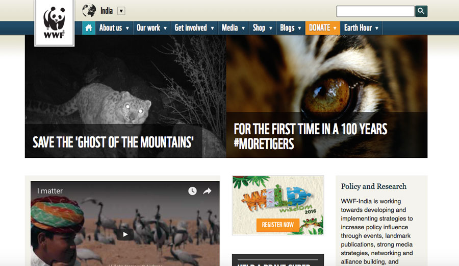 Localised-Websites---WWF-India