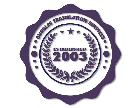 established - translation services
