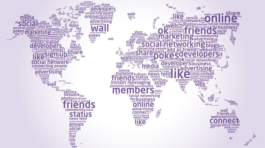 international social media  3 steps to creating global presence